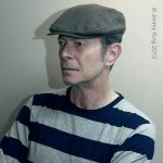 David Bowie and hat