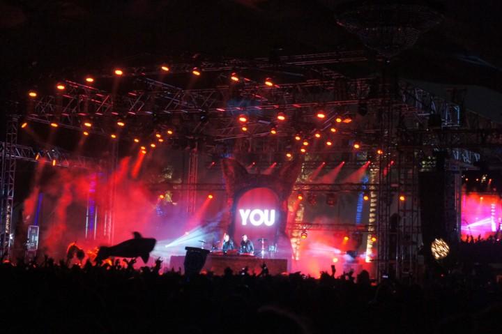 Galantis at Coachella 2014