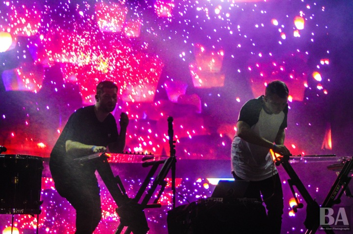 Odesza at Electric Forest 2015