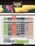 Electric Forest 2019 Thursday Schedule